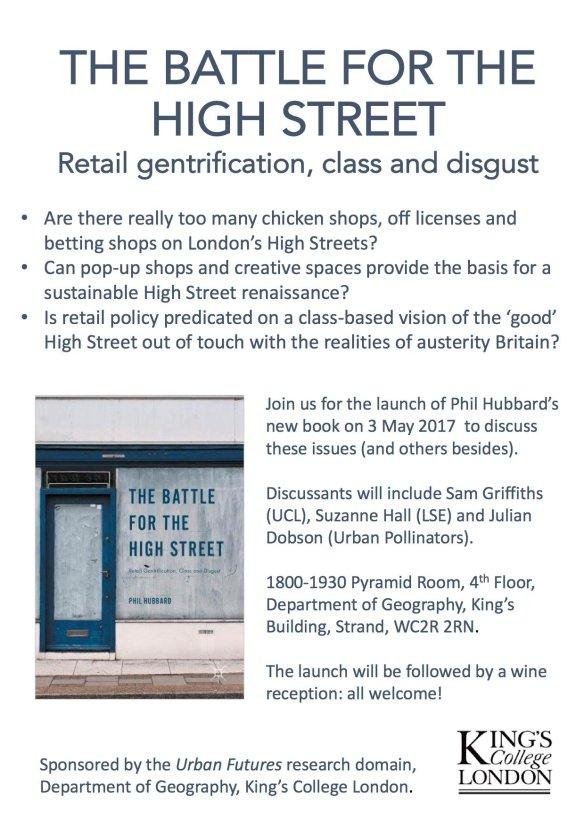 high street flyer